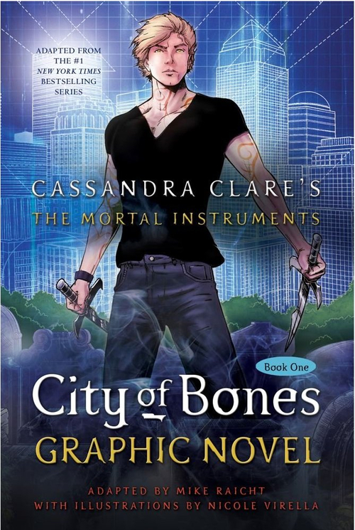 City of Bones GN