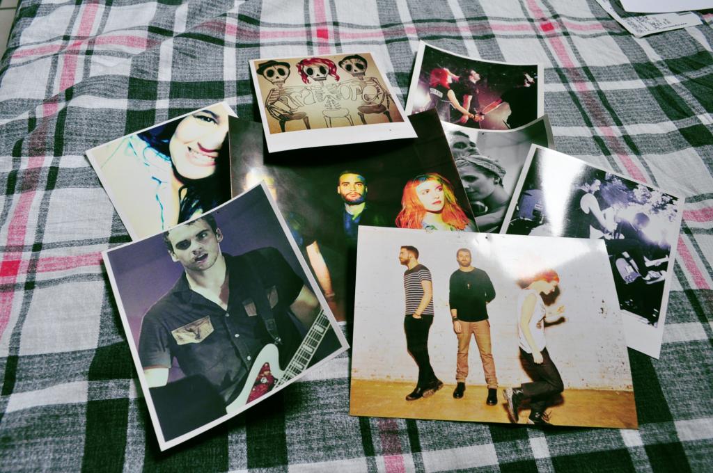 Fotos suas e de sua banda favorita