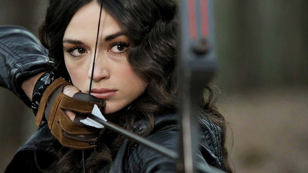 Allison Argent Crystal Reed