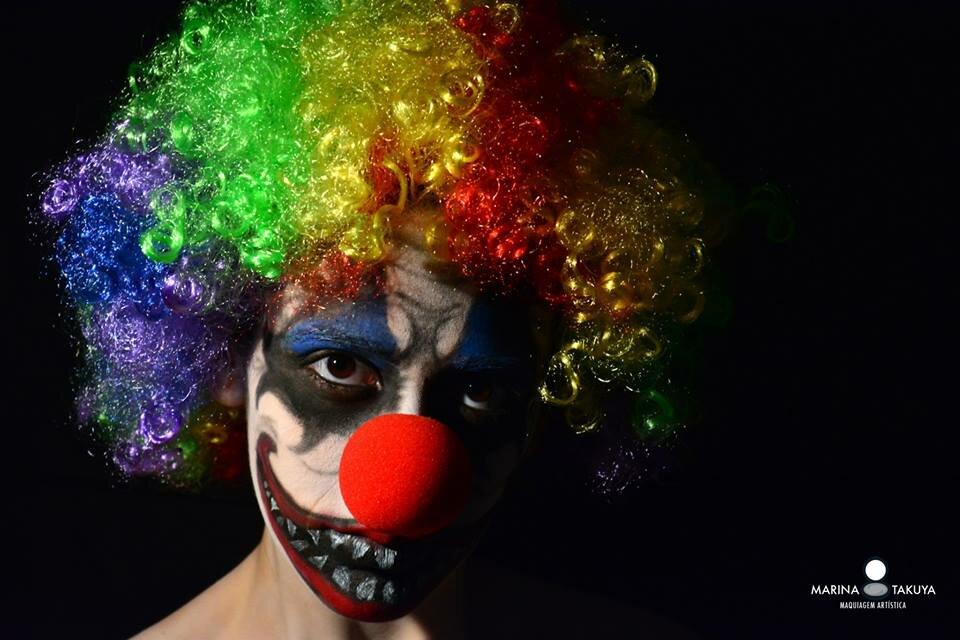 maquiagem halloween 2