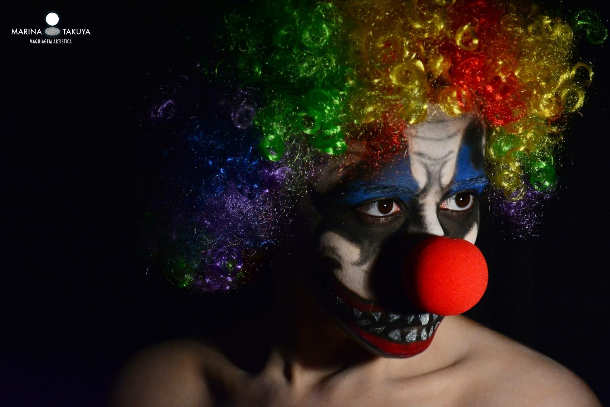 maquiagem halloween 5