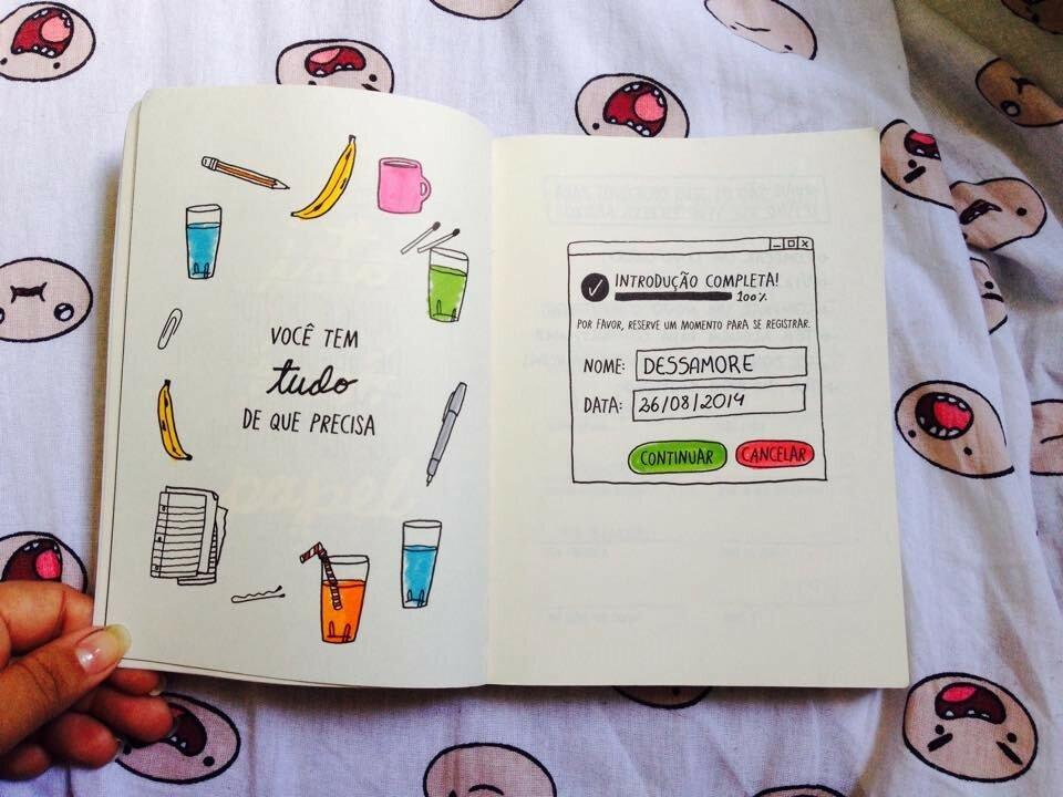 1 página de cada vez
