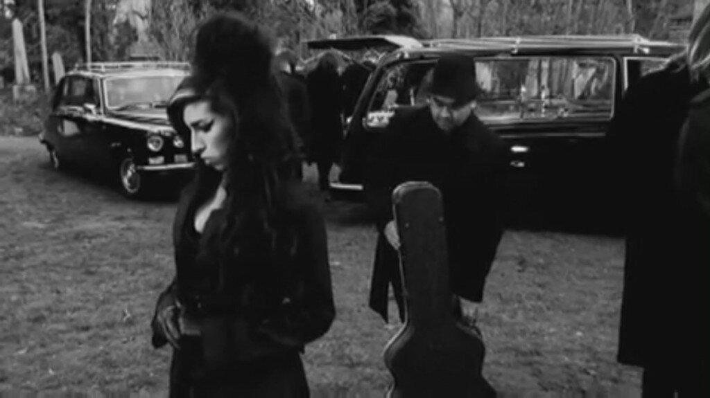 Amy Winehouse álbuns de fossa