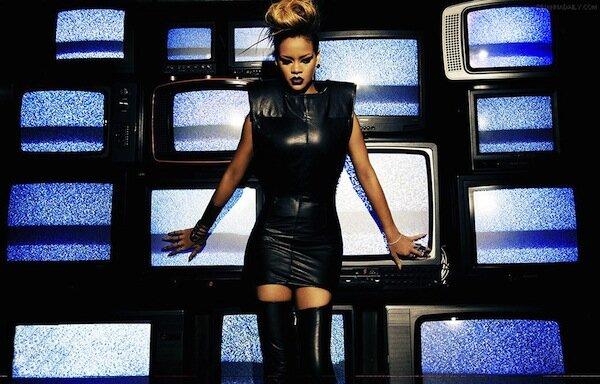 Rihanna álbuns de fossa