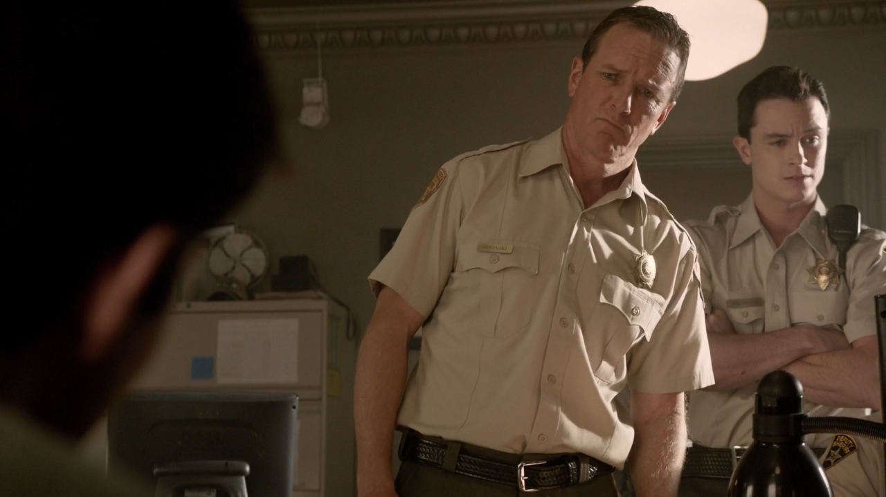 Sheriff Stilinski