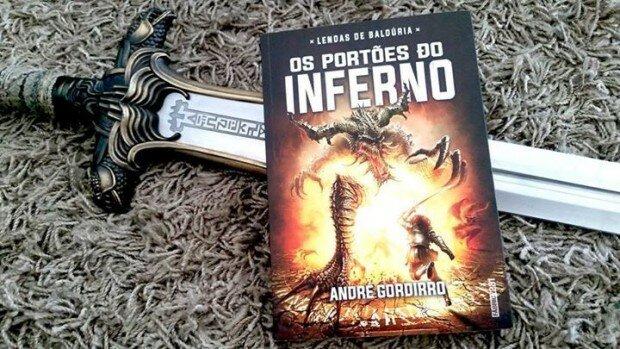 Portões do Inferno, André Gordirro
