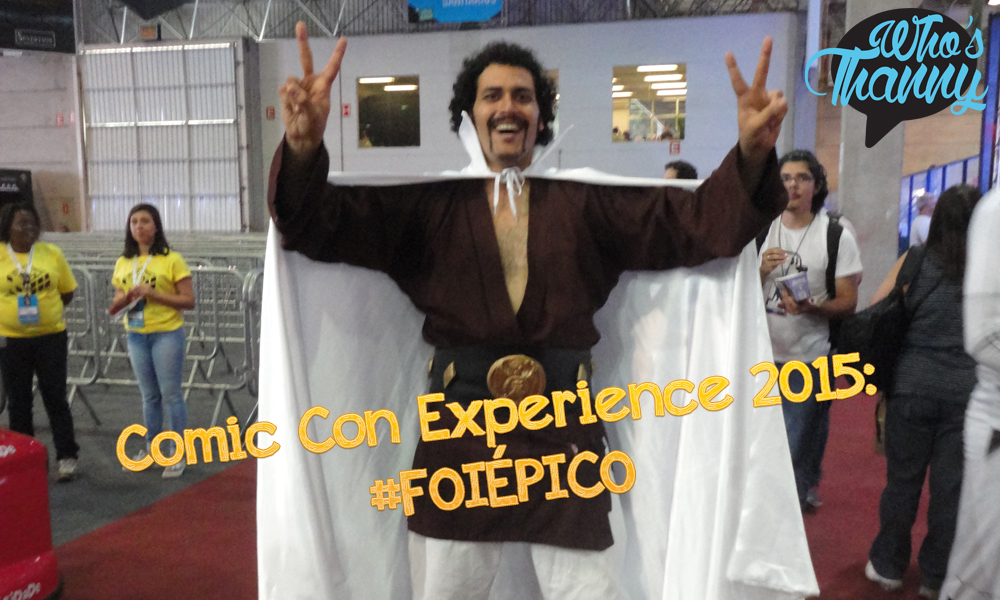 ccxp mr satan comic con experience 2015