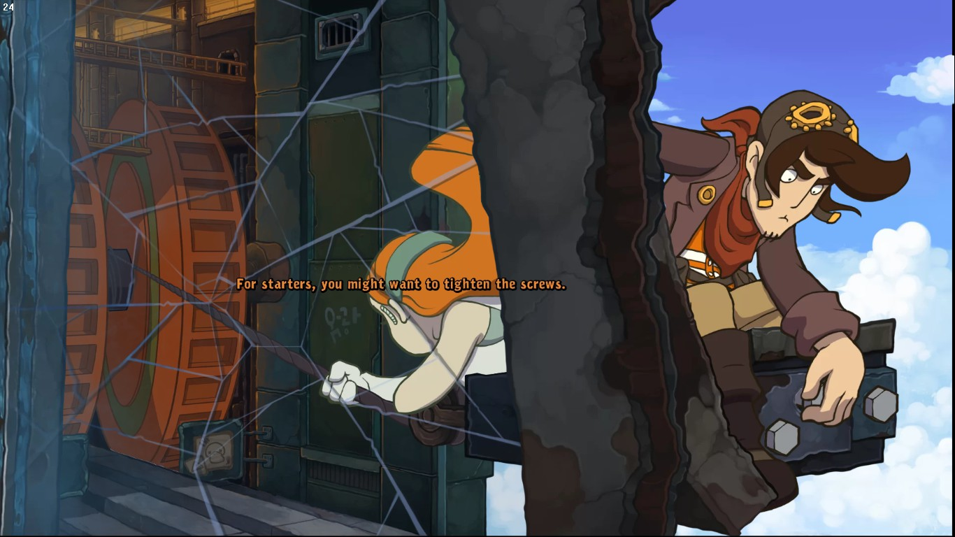 Deponia - game 2