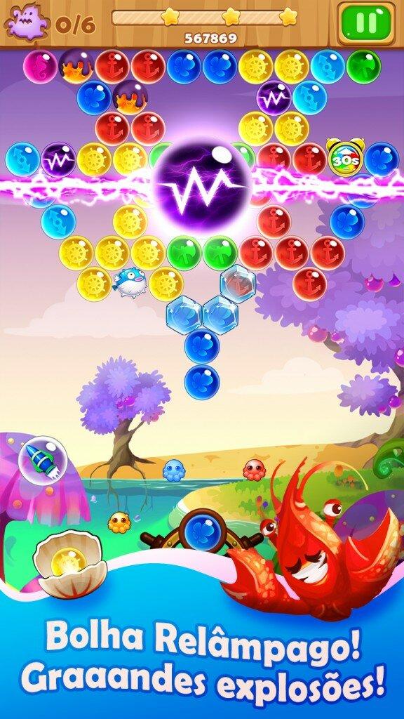 Bubble Match - jogo