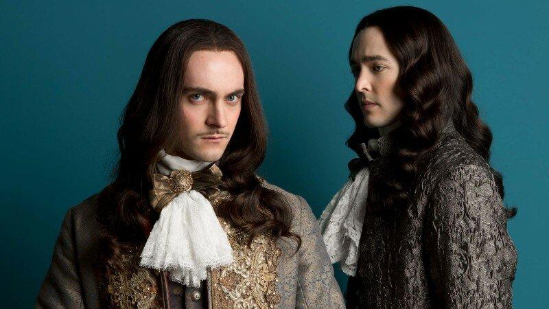 Versailles (Fernsehserie) Besetzung