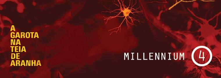 millennium - a garota na teia de aranha