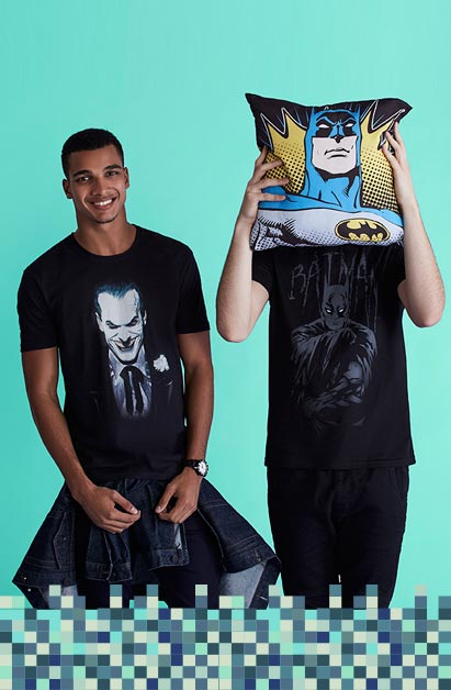 Geek Riachuelo - Batman