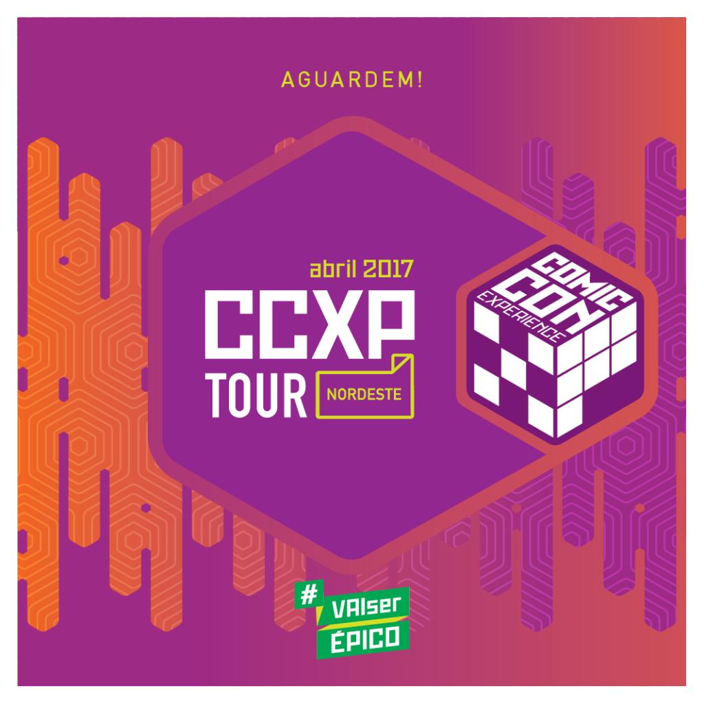 CCXP NO NORDESTE 2017